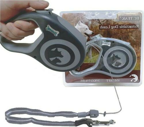 Retractable Dog Leash, Feet for up