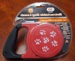 26 Foot Retractable Dog Leash,color may vary