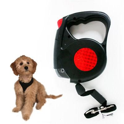retractable pet dog leash
