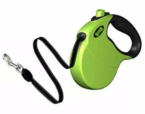 Retractable Leash Feet Neon