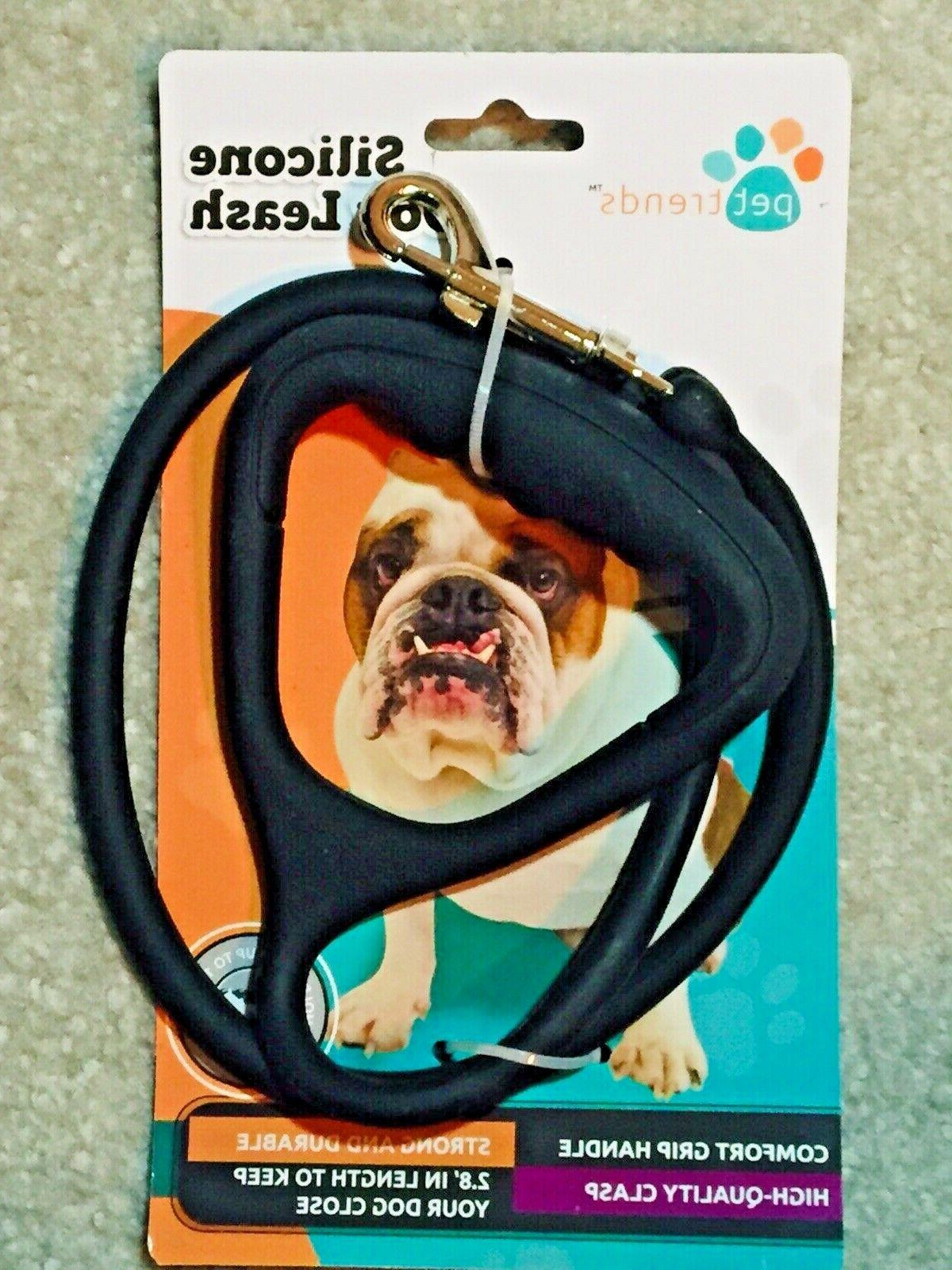 Pet Trends - Silicone Dog Leash -Length - up to 110#