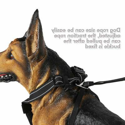 Small Harness Leash Soft Harness Vest Lead For Adjustable