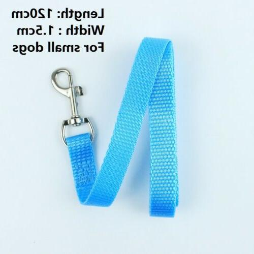 4FT Pet Nylon Durable for Small Dogs Training