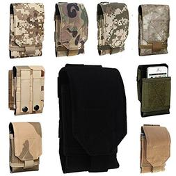 Arcraft L size Camo MOLLE Velcro Tactical Bag Pack - With M