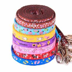 Leash Small Dog Rope Chain Puppy Pet Supplies Soft Collars H