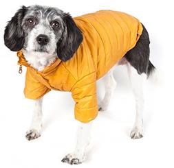 PET LIFE 'Sporty Avalanche' Lightweight and Adjustable Insul