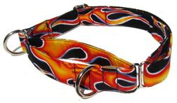 Martingale Collar in Flames