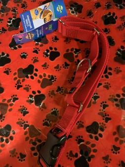 PetSafe Martingale Dog Collar with Quick Snap Buckle Red LAR
