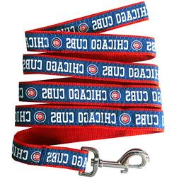 Pets First MLB Chicago Cubs Pet Leash, Large