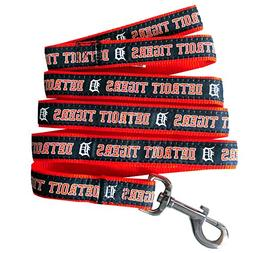 Pets First MLB Detroit Tigers Pet Leash, Large