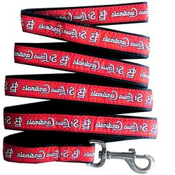 MLB SAINT LOUIS CARDINALS Dog Leash, Medium