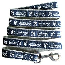 Pets First MLB New York Yankees Pet Leash, Large