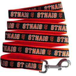 MLB SAN FRANCISCO GIANTS Dog Leash, Medium