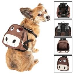 Pet Life 'Mooltese' Large-Pocketed Animated Pet Dog Harness