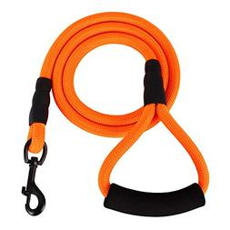 Mile High Life Mountain Climbing Nylon Dog Rope Leash with S