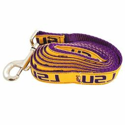 NCAA LSU Tigers Dog leash by All Star Dogs