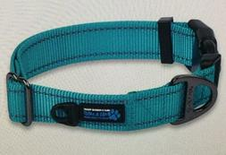 Max and Neo NEO Nylon Buckle Reflective Dog Collar - X Small