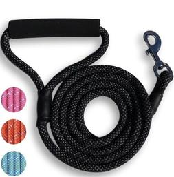 New Atlin Climbing Rope Dog Leash Black 180 cm
