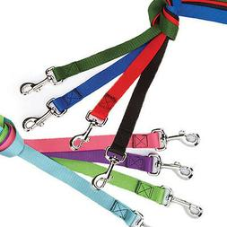 Guardian Gear Nylon Dog Leash Lead 4 or 6 foot 8 colors Basi