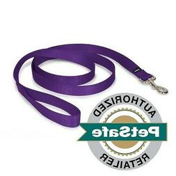 PetSafe Nylon Leash 6 ft  Deep Purple