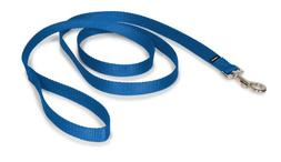 "PetSafe Nylon Leash, 3/4"" x 6', Royal Blue"