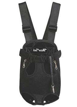 Whizzotech Pet Carrier Backpack, Adjustable Pet Front Cat Do
