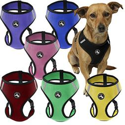OxGord Pet Control Harness for Dog & Cat Easy Soft Walking C