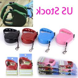 pet dog cat puppy automatic retractable traction