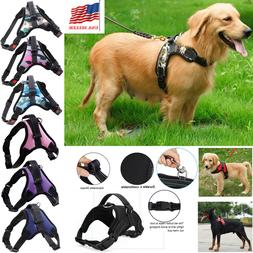Medium Dog Harness Vest Leash Supplies Accessories Golden La