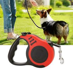 Pet Leash Retractable Walking Dog Lead Leashes For Small Med