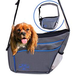 pet shoulder bag sling carrier