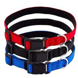 PetsLovers Premium Dog Collar | Collar para Perros | Pack of