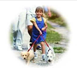 PREMIER Adjustable Cupler FOR WALKING 2 DOGS ALL Colors New