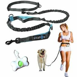 Premium Hands Free Dogs Leashes - Retractable Leash For Dogs