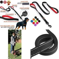 Primal Pet Gear Dog Leash 6Ft Long - New Stronger Clip - Tra