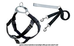 Puppy Dog 2 Hounds Design Freedom Training Harness and Leash