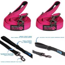 Max and Neo Reflective Nylon Dog Leash - We Donate a Leash t