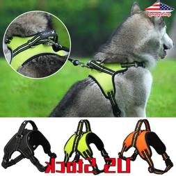 Reflective Pet Harness Dog Leash Pet Leash Pets Pet Collar P
