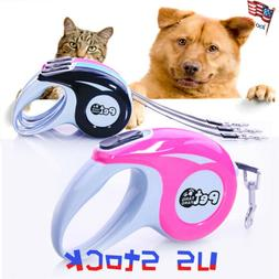Retractable Dog Leash 3M 5M Automatic Pet Leah Reflective Do