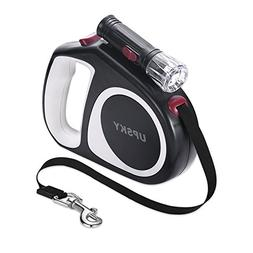 UPSKY Retractable Dog Leash, 16 ft Scalable Dog Walking Leas