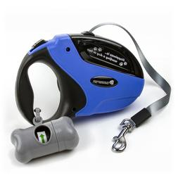 Beastron Retractable Dog Leash Blue