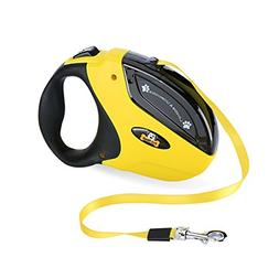 Pet Neat Retractable Dog Leash with Break and Lock Button -