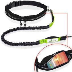 Paw Lifestyles Retractable Hands Free Dog Leash W/Smartphone