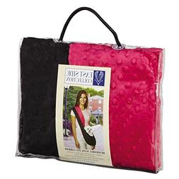 East Side Collection Reversible Sling Pet Carriers - Brightl