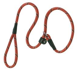 Weaver Leather Rope Slip Lead, 1/2 x 6-Feet, Canyon Red
