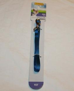 Ruffin' It Toy Soft & Strong Dog Leash - Blue