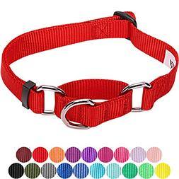 Blueberry Pet 19 Colors Safety Training Martingale Dog Colla