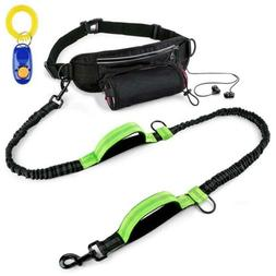 U-picks Hands-Free Dog Leashes, Running Leash, Double...