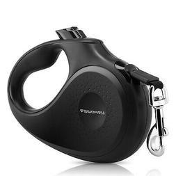 URPOWER Upgraded Retractable Dog Leash Nylon Dog Leashes for