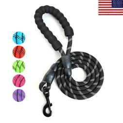 US Pet Rope Dog Lead  Strong Training Small Medium Large Dog